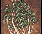 Happiness Tree - Cast Paper - Happy trees