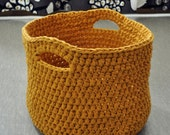 MAJA Äimänkäki Round Basket with handles 3 sizes