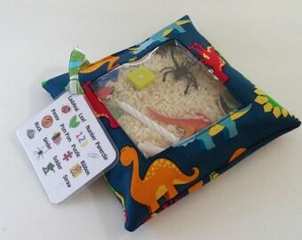 I Spy Bag - Dinosaurs