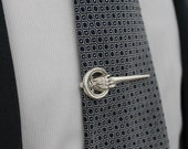 Game of Thrones: Silver Hand of the King Tie Clip
