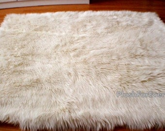 premium faux fur sheepskin rug fake fur living room area rug home furnishing throw rugs accents