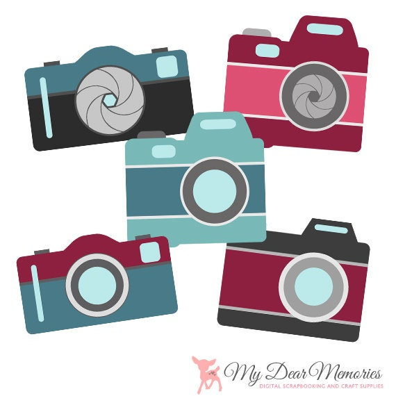 camera clip art app - photo #30