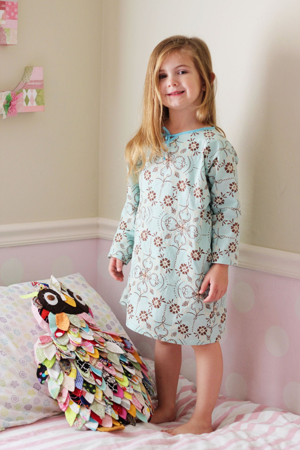 Shop a variety of fun and colorful nightgowns for girls at up to 70% off on zulily. Browse girls' nightgowns with licensed characters, creative patterns and more.