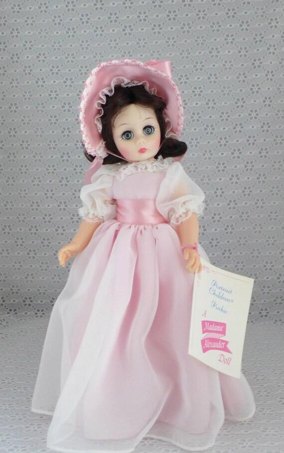 Madame Alexander Doll Pinkie Doll Portrait Children