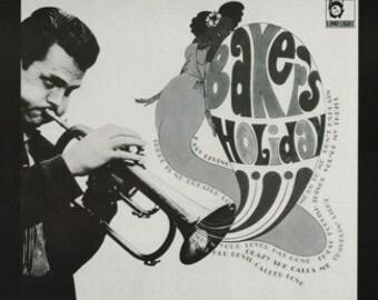 Chet Baker 1966 Rare Poster