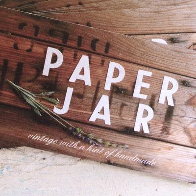paperjar