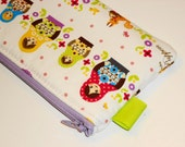 Nesting Dolls and Squirrels Pencil Case -- Russische Puppen (November Books)