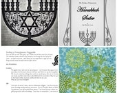 Hanukkah Haggadah Bundle:  (PDFs) Passover and Hanukkah - Digital Download - Chanukah Seder Celebration