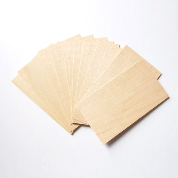 Blank Wood Cards. Wood Cards. Wood Tags. Wood Business Cards.