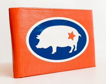 Pig Duct Tape Wallet - by jDUCT