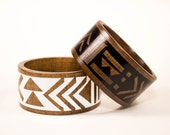 Mudcloth Bangle