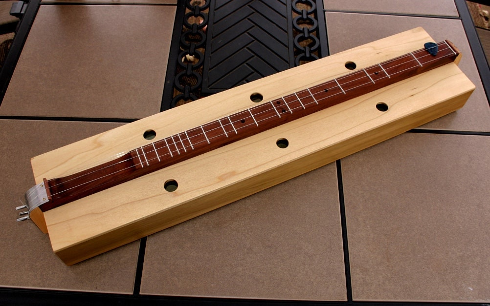 how to build a case for a mountain dulcimer