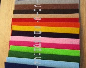 Nicole's BeadBacking 9x6 full set 16 colors beading craft foundation
