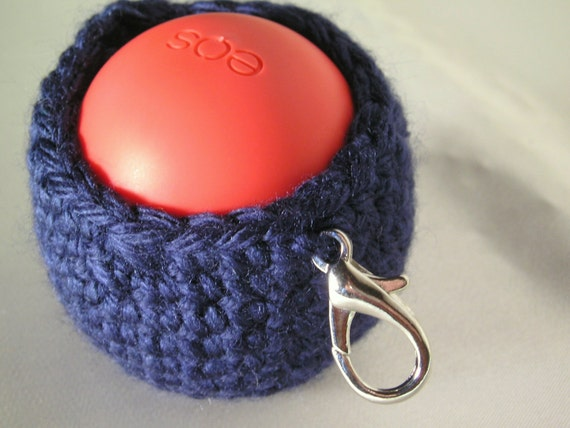 Lip Balm Holder with Clip for EOS Egg Lip Balm