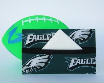 Philly Eagles Tissue Holder