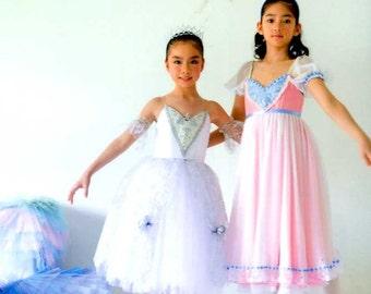 Handmade BALLET Costumes - Japanese Dress Pattern Book