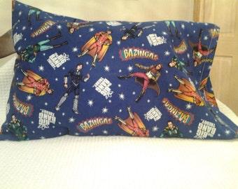 Big Bang Theory Travel Pillow