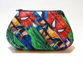 SALE - Avengers Curvy Zipper Clutch