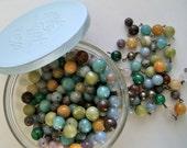 LOTS of Fabulous Stone Beads