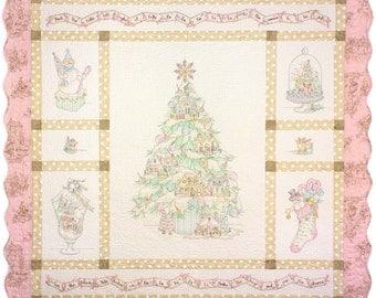 Deck The Halls - Floss Kit - Full Set - From Crabapple Hill - #2544 - 48.75 Dollars