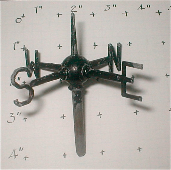 how to make a model of wind vane