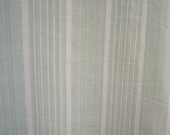 Robert Allen Fabric, East End, Sea Glass, Yardage,  Stripes,  Sewing, Home Decor