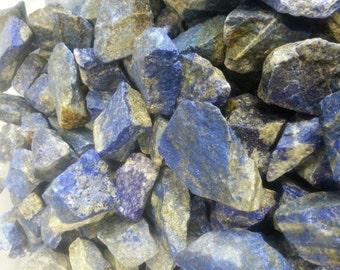 LAPIS LAZULI Rough Gemstones  Metaphysical   Reiki   Cabbing   Wire Wrapping  