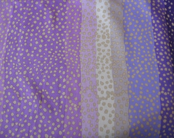 2 yards Ombre in purple from the Kaffe Fassett collection