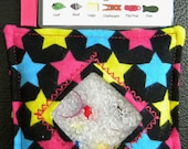 I Spy Bag - Mini with SEWN Word List and Detachable PICTURE LIST- Super Stars