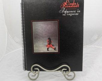"""Linda Ronstadt """"Prisoner in Disguise"""" Original Record Album Cover Photo Album"""
