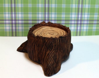 Small Tree Stump