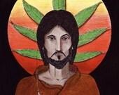 Jesus Higher ORIGINAL drawing