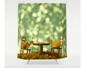 Snails Shower Curtain  Searching The Stars Kids Decor Sweet Things Adorable Snails Shower Curtain Woodland Scene Forest Scene Green Moss