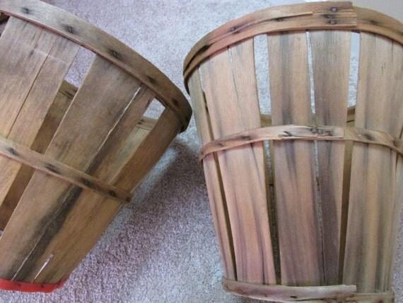 Longaberger Extra Small Foyer Basket : Sold reserved for michelle vintage bushel