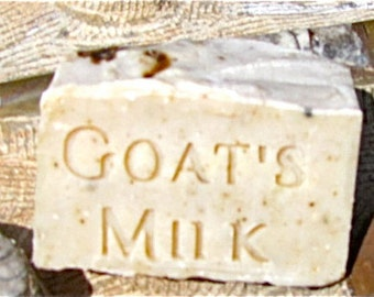 Spicy Love - Unisex Goats Milk Complexion Bar  - Spicy Rosemary and Lavender
