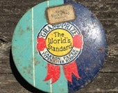 Vintage Grand Prize Typewriter Ribbon Tin