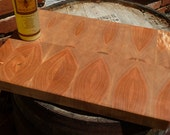 Red Maple End Grain Cutting Board / Butcher Block