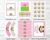 Pink Monkey Birthday Part...