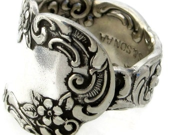 Spoon Ring Florida From 1894