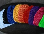 Infant baby, Newborn to 3 Month crochet hat, baby girl crochet beanie, supply hat