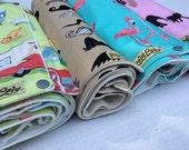 Un-paper Towels.Organic Cotton.Reusable.