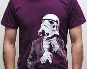 Storm trooper Smarttrooper - Mens t shirt ( Star Wars / Stormtrooper t shirt )