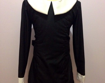 Lola Collection Wednesday Addams Dress Childrens