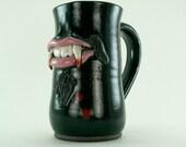 Bearded Vampire Mug