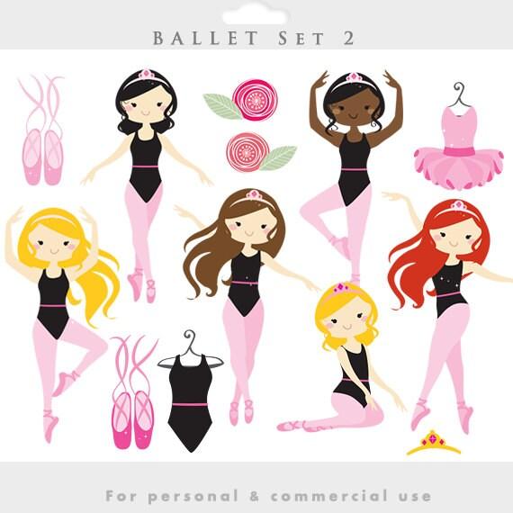 Ballerina Clipart Ballerina Clip Art Girl Ballet Dancing