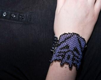 Swarovski Transformers Emblem Bracelet