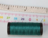 Emerald green sewing thread - SEE PRICE!