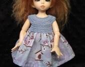 Littlefee crochet bodice dress by lovetherain