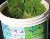 4oz~Moringa Scalp & Temple Balm