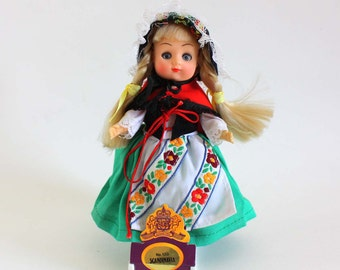 Vintage Scandanavia Doll - Dolls of the World